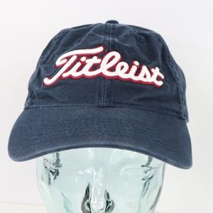 Titleist Team USA Ryder Cup Golf Hat Cap Navy Blue